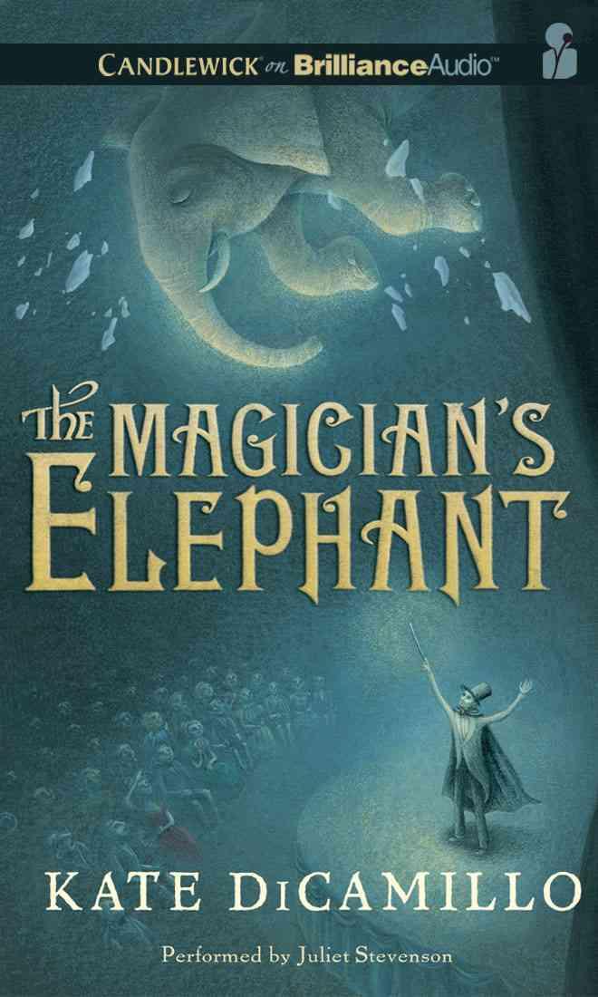 [CD] Magician's Elephant, the By DiCamillo, Kate/ Stevenson, Juliet (NRT)